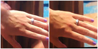 jade engagement ring the bachelor in paradise engagement ring here s a photo and all