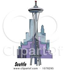 space needle clip art many interesting cliparts