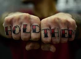 40 stunning knuckle finger tattoos design
