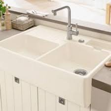 Double Ceramic Kitchen Sink Plan Villeroy And Boch Butler - Double ceramic kitchen sink