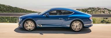 bentley coupe blue 2018 bentley continental gt price specs release date carwow