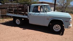 Old Ford Truck Information - bangshift com ford chevy or dodge which one of these would make