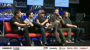 rooster teeth rtx australia 2016 founding fathers panel youtube
