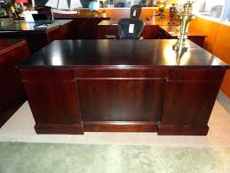 Used Office Desk Used Executive Desks Sale Used Executive Office Desks For Sale