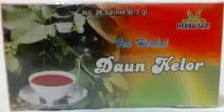 Teh Kelor teh daun kelor herbal sahabat muslim