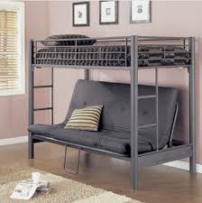 Futon Bunk Bed Sale Bunk Bed With Futon Bed On Bottom Level For The Home Pinterest