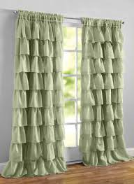 Ruffled Kitchen Curtains by Curtain Ruffled Curtains For Kitchen Stupendous Decorating Cute