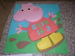 how to make a peppa pig cake gracie u0027s life experiment