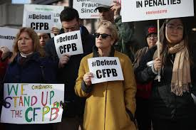 consumer financial protection bureau cfpb battle with mulvaney and points toward supreme court