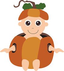Pumpkin Costume Halloween Free Vector Graphic Halloween Costume Pumpkin Baby Free Image