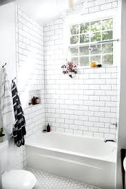 bathroom subway tile designs tiles carrara white 3x6 subway tile tumbled marble from italy