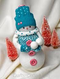 don t miss debra s diy sock snowman snowballs crafts