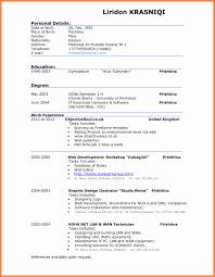 resume profile exles modern exle of resume profile adornment documentation