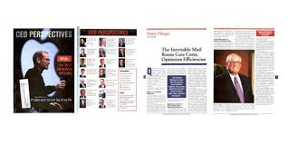 automail llc co founder harry herget featured in mail magazine