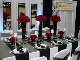wedding tables wedding reception table ideas decorations black