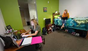College Dorm Tv Housing Options Casper College