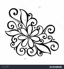 cool designs simple flower designs to draw on paper flower design for drawing