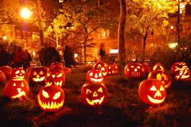 halloween history in america