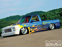 the long haul 1989 chevy s10 mini truckin u0027 magazine