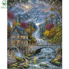Diamond Home Decor by Popular Mountain Cabin Decor Buy Cheap Mountain Cabin Decor Lots