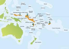 Micronesia Map Pacific Islands Act To Save Tuna Greenpeace New Zealand