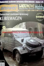 volkswagen kubelwagen kubelwagen samochód osobowo terenowy answer kh 2 2017
