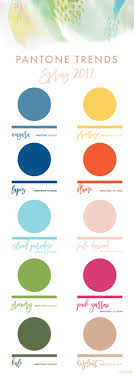 pantone color forecast 2017 spring 2017 pantone colors chart erika firm