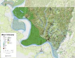 Maps Of Louisiana Maps
