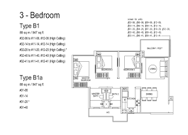 Ecopolitan Ec Floor Plan by Signature At Yishun Ec Compare