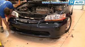 honda accord front windshield replacement how to install repair replace windshield washer sprayer honda