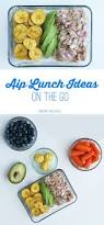 easy aip lunch ideas on the go unbound wellness