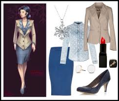 everyday cosplay snow white the wolf among us snow white