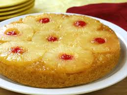 upside down pineapple applesauce cake recipe food network