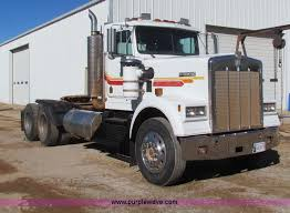 cheap kenworth for sale 1983 kenworth w900 semi truck item ae9038 sold march 18