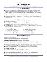 monstercom resume templates civil engineer entry level resume templates sle for an