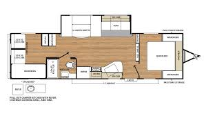 catalina sbx 291qbck travel trailer floor plan