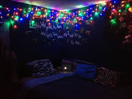 wall christmas lights decorations bedroom bedroom decor ideas with christmas lights light decorate