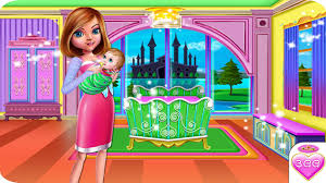 princess baby room decoration android apps on google play
