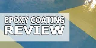 detailed epoxy garage floor coating review