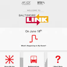 Baltimore Bus Routes Map Baltimorelink To Change Bus Routes June 18 Health Care For The