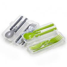 kitchen knives to go klip it to go cutlery combo assorted kitchen stuff plus