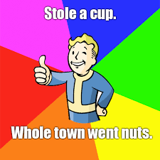 funny vault boy memes vault best of the funny meme
