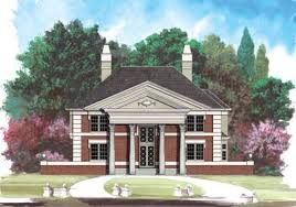georgian architecture house plans georgian style house plans plan 24 110