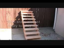 treppe bauanleitung die besten 25 holztreppe selber bauen ideen auf