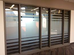 Gila Frosted Window Film Tinted Film For Glass Doors
