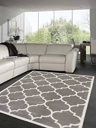 Xl Area Rugs Sweet Home Stores Clifton Collection Light Grey Moroccan Trellis