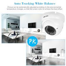 owsoo 1080p ahd dome cctv analog camera 2 7 13 5mm auto focus lens