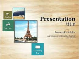 travel animated powerpoint template youtube