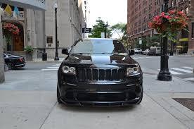 srt8 jeep black 2012 jeep grand cherokee srt8 stock r365c for sale near chicago