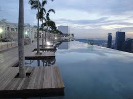 some extremely impressive infinity pools around the world